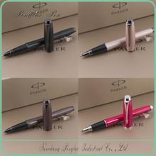2015 luxury Metal urban gel parker cap-off parker pens made in china