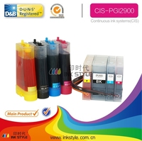 Printer Supplies for canon pgi2900 ciss with chip