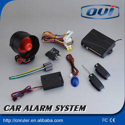 anti-hijacking central door locking system keyless entry remote start with window close