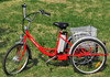 SH-T039 Adult Electric Cargo Tricycle made in China