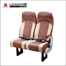 Leadcom leather coach and bus passenger seats CK08A