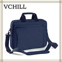 Men Laptop Handbag For Macbook Pro Air Black Shoulder Bag Case