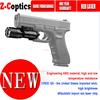 Highly welcomed 500 Lumen Tactical Flashlight LED light for handgun