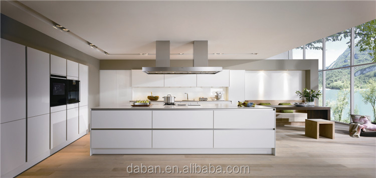 Lacquer Kitchen Cabinet Fashion Cabinet High Gloss White Kitchen