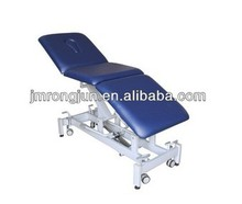 hot sale high quality luxury hydraulic beauty massage table / spa couch facial bed with CE