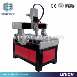 hot sale mini jinan 600*900mm cnc router/wood cnc router/computer controlled wood carving machine