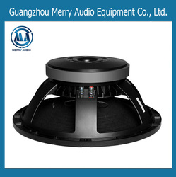 "active line array sound system active pa speaker 500 watt woofer 15"" bass speaker"
