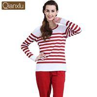 Qianxiu newest design female sexy cheap sleepwear