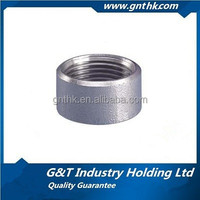 female & male threaded coupling half coulping