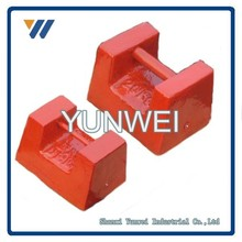 Customized Good Quality Non-standard 20kg Cast Iron Weights