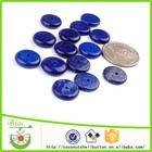 15 x 3 mm lapis lazuli pedra coin beads jewelry making supplies