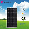High efficiency battery for solar panel for solar power system