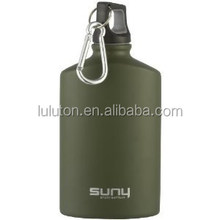 2015 hot new product Aluminum military drinking bottle made in China