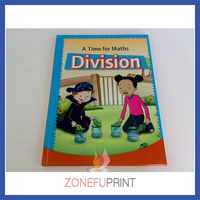 Full Colors Child Book With Gloss Lamination