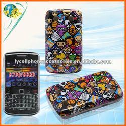 For Blackberry Bold 9700 game design hotsale back hard imd case