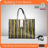 3351-2015 Low MOQ High Quality Fashion bags Leather Genuine Python Snake Skin Handbag