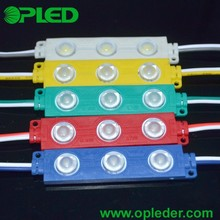 Shenzhen factory 3 5630/5730 injection led module