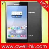 Original 7 inch quad core android lenovo tablet
