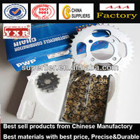 Motorcycle Sprocket and Chain, Motor Spare Part