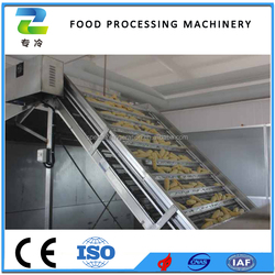 Fruit and Vegetable Processing Machines Green Peas Frozen Production Machine Sweet Corn Processing Line