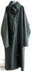 adult plain waterproof rainwear rainsuit in plain for men