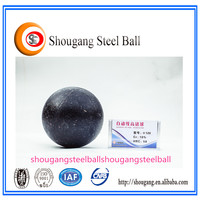 manufacturing production alloy chromium casting steel ball chinese factory