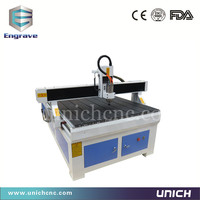 Top quality Metal/Wood/Acrylic cnc engraving and cutting machine/1224 cnc router
