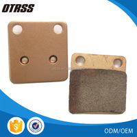 Severe Duty kangdi atv parts 400cc of high quality sintered Brake Pads no noise