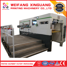 1050E Wide format industrial supply die cut machine