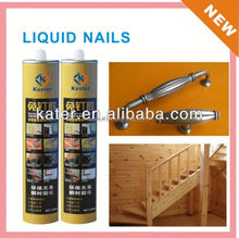 All purpose liquid nails construction adhesive superior adhesion,weather resistance,waterproof
