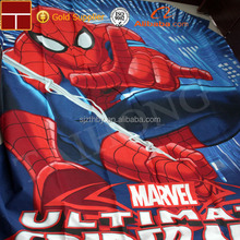 hot sale 100% cotton 3d print bed sheets fabric