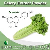 Organic Apigenin Powder Water Soluble/Celery Seed Extract