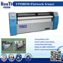 Bedsheets Flatwork Ironer for Laundry, Hospitals, Hotels (1600mm-3000mm)