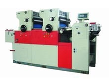 HD-62 two colors offset machine, offset press price