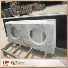 White Granite Counter Top For Kitchen With Good Quality