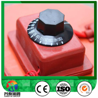 100w solar panel battery power 12/24Voltage Nickel-Chromium or a Copper-Nickel resistance wire wound silicone Heating Blanket