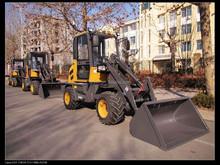 1.0ton lifting capacity mini loader-ZL08,cheap price mini loader