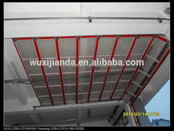 Glass door aluminum frame with 20 years experience wholesale price