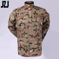 High Quality Acu Tactical Rip-stop Military Uniform Camo Jacket