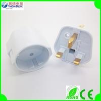 CE Certificate UK 3 Pin Plug/Plug Adapter/Travel Adapter