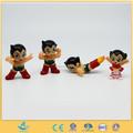 Figura de acción japonesa de dibujos animados lindo del carácter de la película 3d
