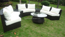 Garden Sofa Specific Use and Set Sofa Type Popular Rattan Chair