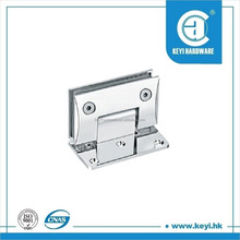 shower hinge for bathroom or glass door