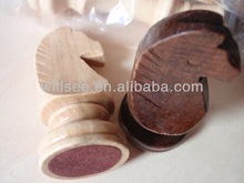 1013,Wood crafts wooden chess piece wholesale