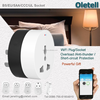 Luxury Multi-function Smart Phone Control WiFi Socket WiFi Plug For Smart Home Automation System