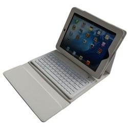 Stock Products Status bluetooth waterproof case and keyboard for ipad