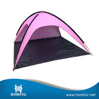 waterproof and anti-uv beach shelter with china supply