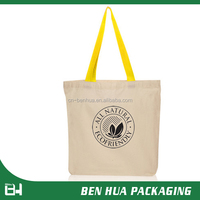 Wholesale Eco Friendly Cotton Custom Tote Bag