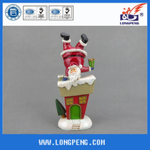 Resin Christmas Santa Claus Souvenir,Polyresin Santa Claus Ornament,Santa Claus Figurine