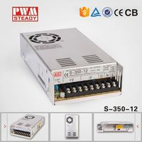 Aluminum 12v 30a led light power supply 360w s-360-12 industrial switching power supply unit